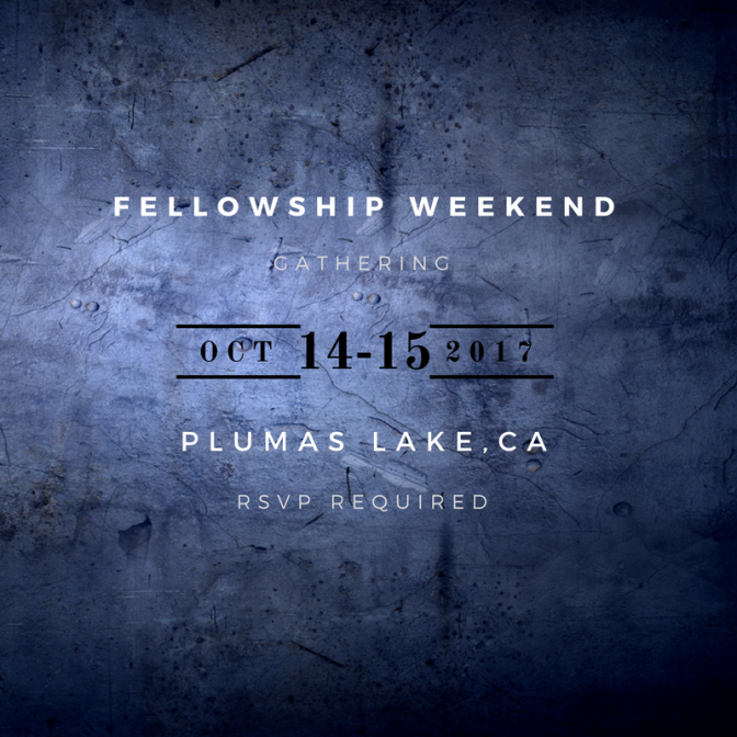 'Fellowship Weekend' In October With Marco Quintana